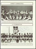 1982 Minerva-Deland High School Yearbook Page 74 & 75