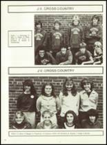 1982 Minerva-Deland High School Yearbook Page 76 & 77