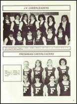 1982 Minerva-Deland High School Yearbook Page 82 & 83