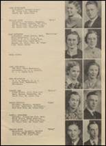 1938 Mediapolis High School Yearbook Page 10 & 11