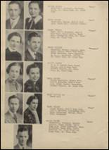 1938 Mediapolis High School Yearbook Page 12 & 13
