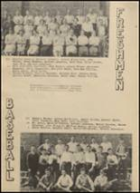 1938 Mediapolis High School Yearbook Page 14 & 15