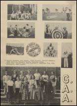 1938 Mediapolis High School Yearbook Page 16 & 17