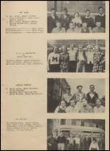1938 Mediapolis High School Yearbook Page 22 & 23
