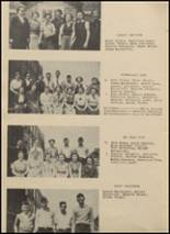 1938 Mediapolis High School Yearbook Page 24 & 25