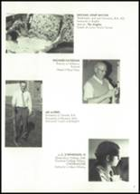 1971 Christ School Yearbook Page 10 & 11