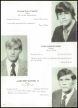 1971 Christ School Yearbook Page 16 & 17