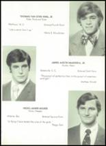 1971 Christ School Yearbook Page 20 & 21
