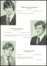 1971 Christ School Yearbook Page 22 & 23