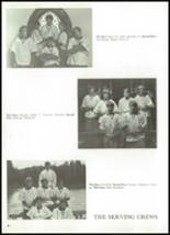 1971 Christ School Yearbook Page 40 & 41