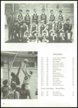 1971 Christ School Yearbook Page 72 & 73