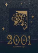 2001 Yearbook Pryor High School