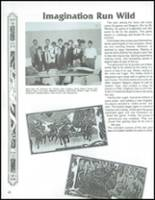 1992 Kew-Forest High School Yearbook Page 26 & 27