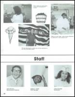 1992 Kew-Forest High School Yearbook Page 90 & 91