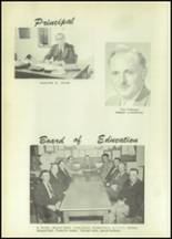 1952 Allegany Central School Yearbook Page 10 & 11