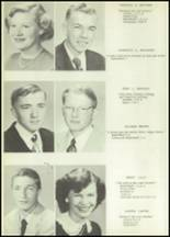1952 Allegany Central School Yearbook Page 16 & 17