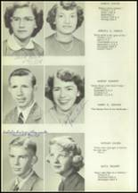 1952 Allegany Central School Yearbook Page 18 & 19