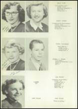1952 Allegany Central School Yearbook Page 24 & 25
