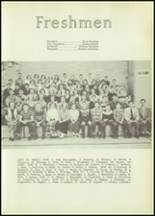 1952 Allegany Central School Yearbook Page 26 & 27