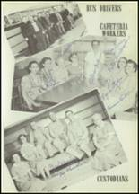 1952 Allegany Central School Yearbook Page 40 & 41