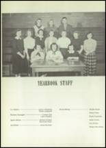 1952 Allegany Central School Yearbook Page 44 & 45