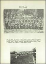 1952 Allegany Central School Yearbook Page 52 & 53