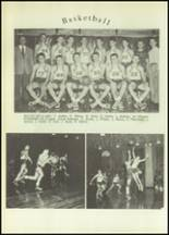 1952 Allegany Central School Yearbook Page 54 & 55