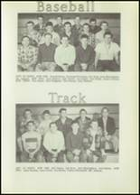 1952 Allegany Central School Yearbook Page 56 & 57