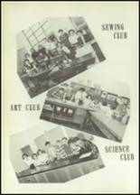 1952 Allegany Central School Yearbook Page 60 & 61
