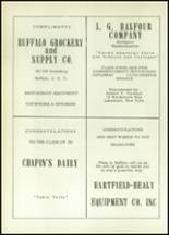 1952 Allegany Central School Yearbook Page 74 & 75