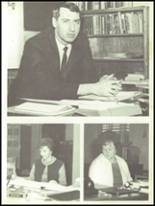 1968 Strafford High School Yearbook Page 14 & 15