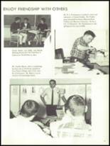 1968 Strafford High School Yearbook Page 20 & 21