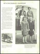 1968 Strafford High School Yearbook Page 48 & 49