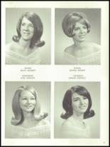 1968 Strafford High School Yearbook Page 62 & 63