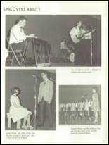 1968 Strafford High School Yearbook Page 64 & 65
