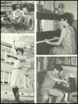 1968 Strafford High School Yearbook Page 72 & 73
