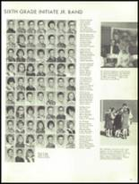 1968 Strafford High School Yearbook Page 80 & 81