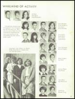 1968 Strafford High School Yearbook Page 86 & 87