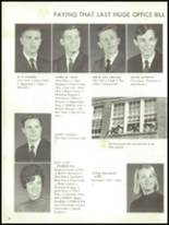 1968 Strafford High School Yearbook Page 92 & 93