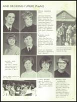 1968 Strafford High School Yearbook Page 94 & 95