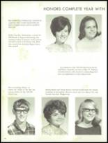 1968 Strafford High School Yearbook Page 98 & 99