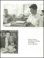1966 Mt. Pleasant High School Yearbook Page 10 & 11