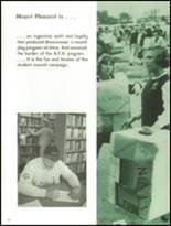 1966 Mt. Pleasant High School Yearbook Page 14 & 15