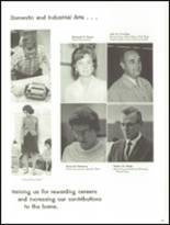1966 Mt. Pleasant High School Yearbook Page 36 & 37