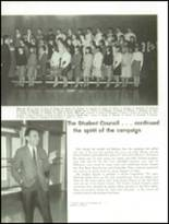 1966 Mt. Pleasant High School Yearbook Page 42 & 43