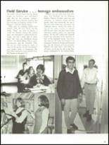 1966 Mt. Pleasant High School Yearbook Page 46 & 47