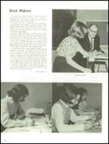 1966 Mt. Pleasant High School Yearbook Page 48 & 49