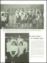 1966 Mt. Pleasant High School Yearbook Page 50 & 51