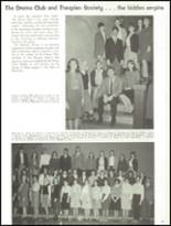 1966 Mt. Pleasant High School Yearbook Page 54 & 55