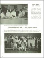 1966 Mt. Pleasant High School Yearbook Page 56 & 57